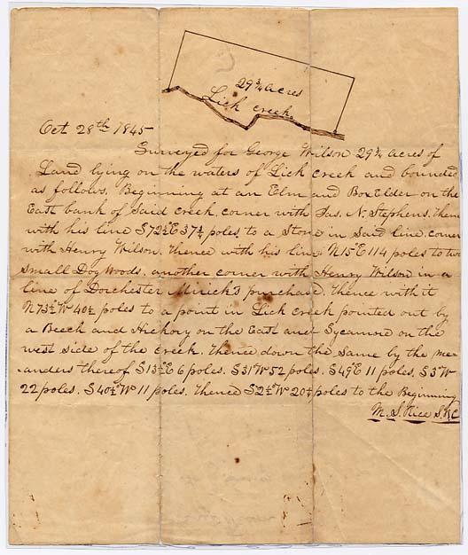 Old Handwritten Documents
