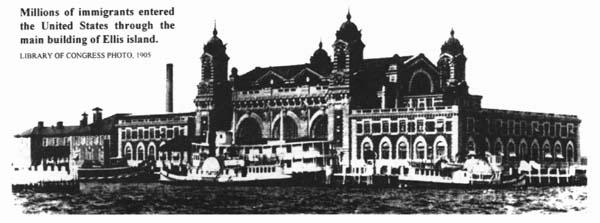Ellis Island Dispute