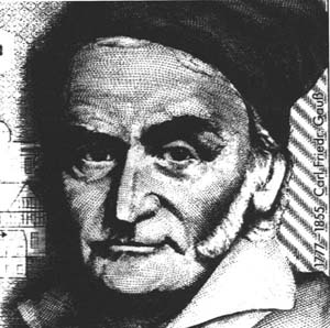 carl friedrich gauss contribution